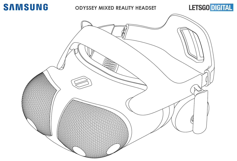 Samsung VR headset update