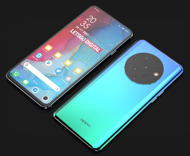 Reno smartphone