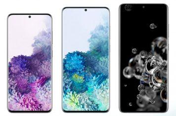 Samsung Galaxy S20 series
