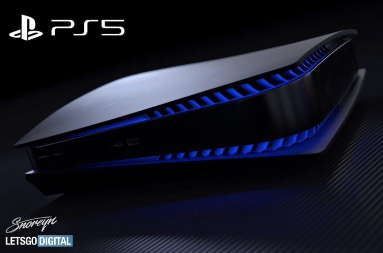 Playstation 5 Black