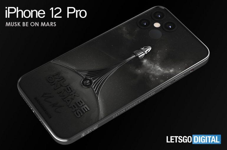 iPhone 12 Pro concept phone