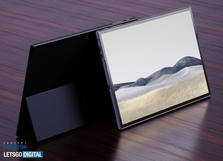 Microsoft Windows tablet