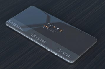 3D model mobile device