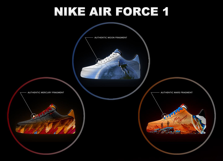 Exclusive sneakers