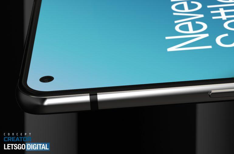 OnePlus 8T 5G smartphone