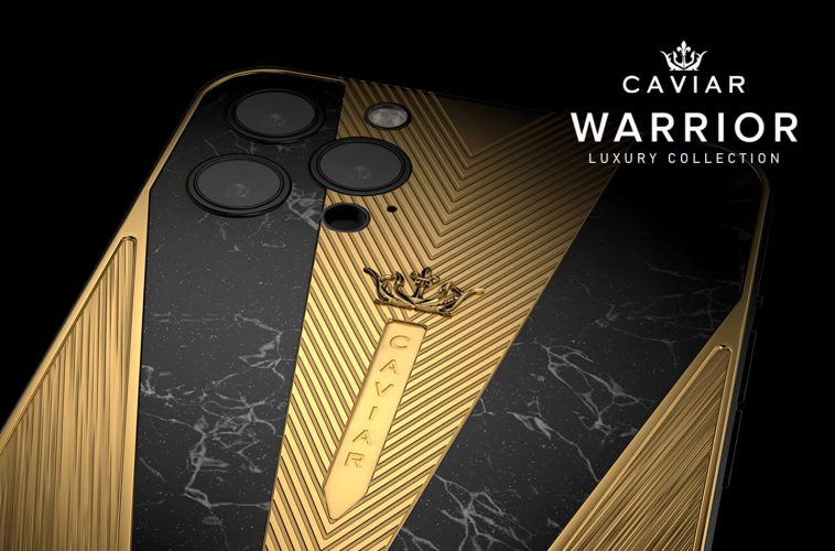 iPhone 12 Pro Warrior Collection