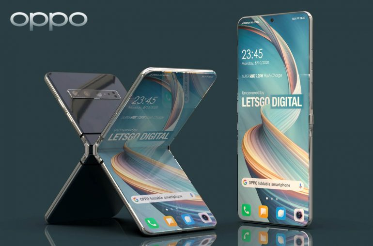 Oppo Reno Flip 5G smartphone