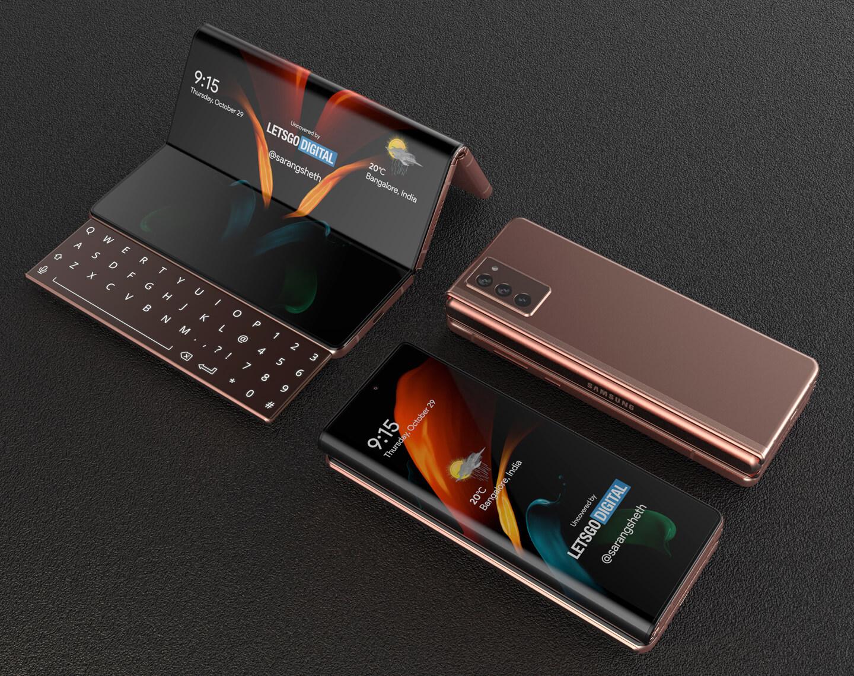 Samsung Z Fold3