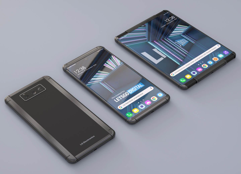 LG Eplorer Project B