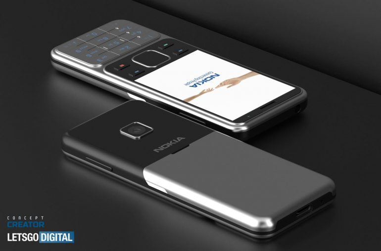 Nokia 6300 4G feature phone