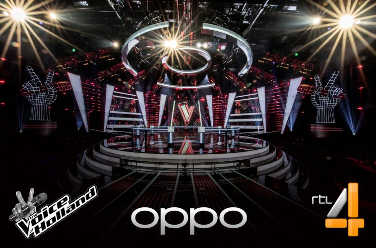 Oppo Netherlands The Voice of Holland