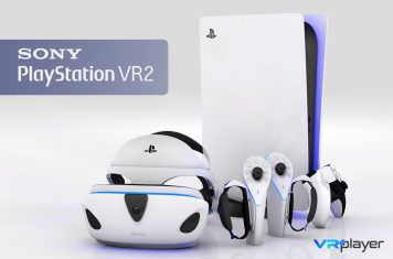 Sony PS5 VR headset